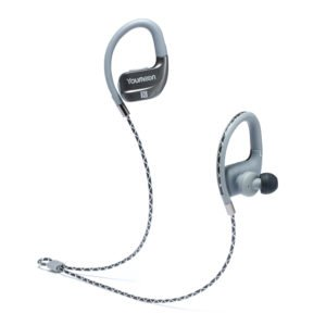 YM5002 Bluetooth headphones Wireless Sports Earbuds Sweatproof Gym Stereo Headset with Mic / APT-X for Smartphone