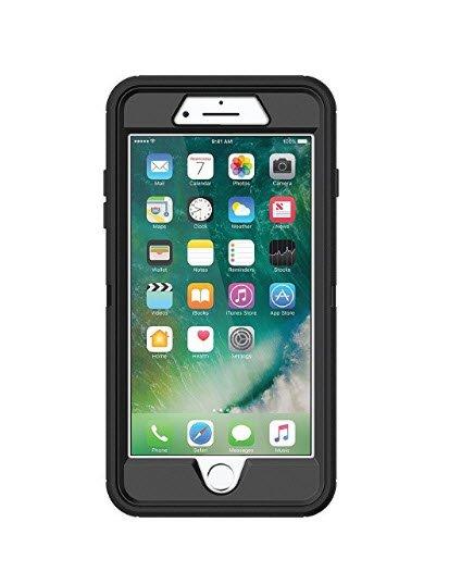 Black Otterbox Defender Iphone 7 Plus