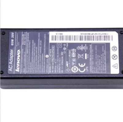 Genuine Lenovo 65W AC Adapter 20V 3.25A for IBM Lenovo Notebook Lenovo Ideapad Series - image lenovo20v3.25a79502_500-400x395 on http://obumex.com
