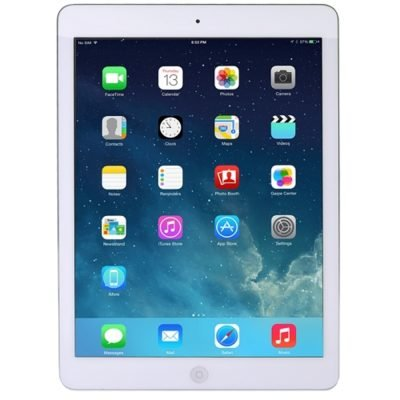 Apple iPad Air 2 64GB with Wi-Fi + Cellular - White & Silver - B