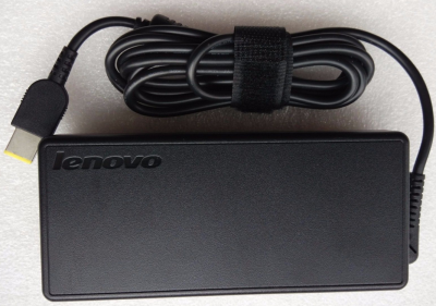 Genuine Slim Lenovo ThinkPad 135W AC Adapter Lenovo Charger 135W with AC Power Cord - image onlenovo135wusb3-400x281 on https://obumex.com