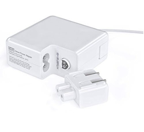 apple 45w magsafe power adapter for macbook air. original 45w magsafe power adapter magsafe 1 45w ac charger for macbook air 11-inch apple macbook r