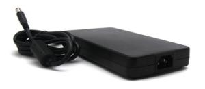 Genuine Dell 240W AC Adapter P13F Laptop Notebook Dell PA-9E J211H 240-Watt Family for Alienware M17x, M6400, M6500