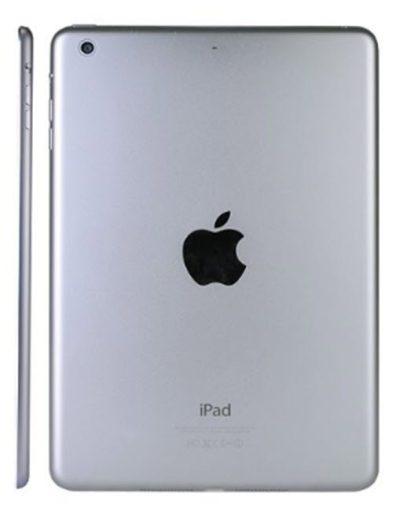 Apple iPad Air 32GB With WiFi Retina Display - Silver & White - image onipadair105-back-400x508 on http://obumex.com