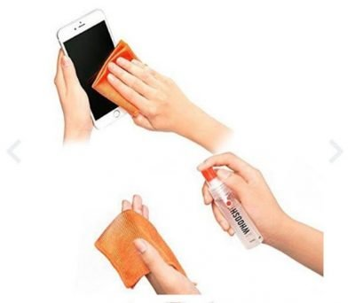 New WHOOSH! Screen Cleaner Kit for Smartphone iPad Eyeglasses Kindle & TV