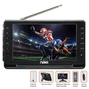 10 and rdquo; Portable TV and amp; Digital Multimedia Player with Car Package - image mega-nt-90_1_1-300x300 on http://obumex.com